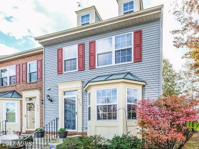 Columbia Townhouse For Sale: 6135 Honeycomb Gate