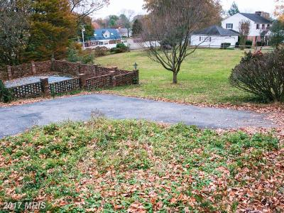 Harford County, Howard Residential Lots & Land For Sale: Macalpine Road