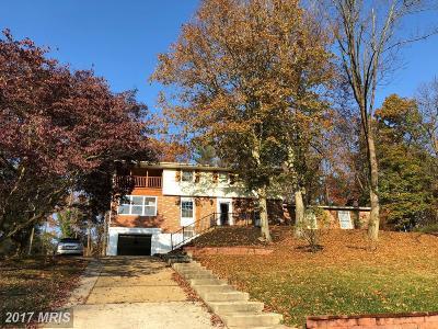 Ellicott City Single Family Home For Sale: 8618 Beechnut Court