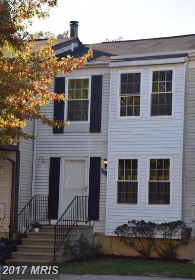 Columbia Townhouse For Sale: 7260 Procopio Circle