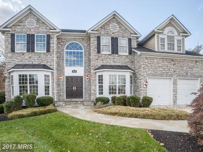 Ellicott City Single Family Home For Sale: 4912 Lodi Lane