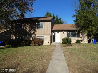 Columbia Single Family Home For Sale: 10358 Whitewasher Way