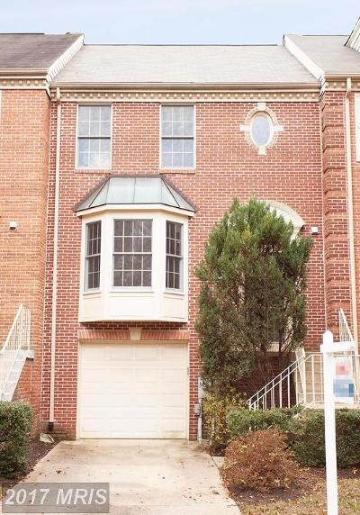 Columbia Townhouse For Sale: 5545 April Journey #112