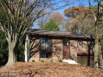 Columbia Single Family Home For Sale: 5380 Thunder Hill Road