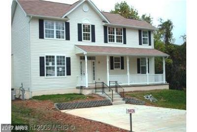 Single Family Home For Sale: 9406 Guilford Road