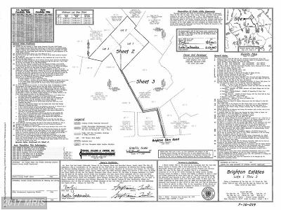 Clarksville Residential Lots & Land For Sale: 13000 Brighton Dam Road