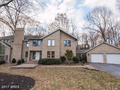 Ellicott City Single Family Home For Sale: 11717 Farside Road
