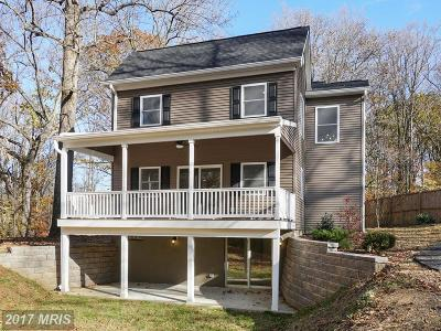 Ellicott City Single Family Home For Sale: 5079 Bonnie Branch Road