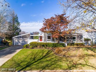 Single Family Home For Sale: 11106 Willow Bottom Drive