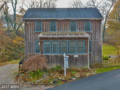 Historic Ellicott City Single Family Home For Sale: 8425 Merryman Street