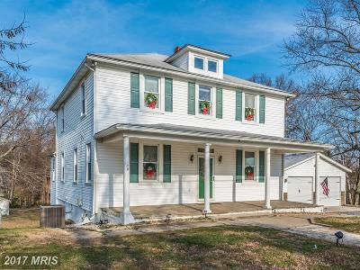Elkridge Single Family Home For Sale: 6425 Montgomery Road
