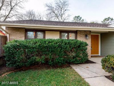 Single Family Home For Sale: 5084 Bucketpost Court