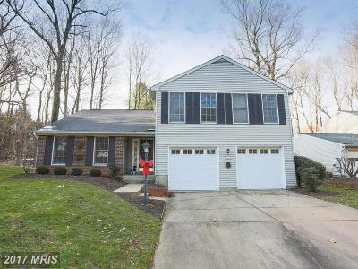 Ellicott City MD Single Family Home For Sale: $519,900