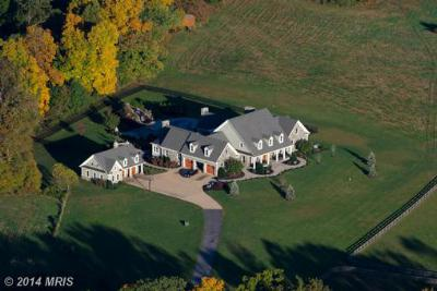 Private estate in Syykesville, MD
