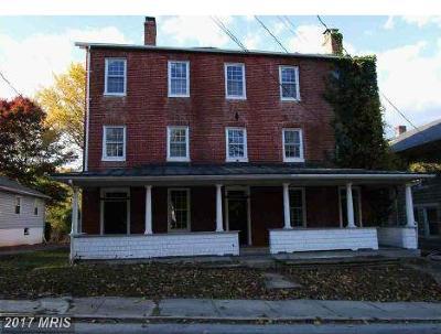Elkridge Single Family Home For Sale: 5814 Main Street