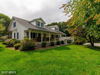 laurel Single Family Home For Sale: 10787 Scaggsville Road