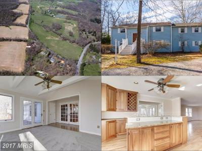 Brookeville Single Family Home For Sale: 4450 Jennings Chapel Road