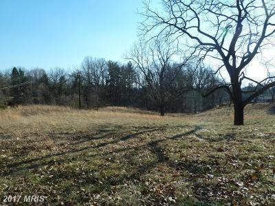 Ellicott City Residential Lots & Land For Sale: 8209 Church Lane Road
