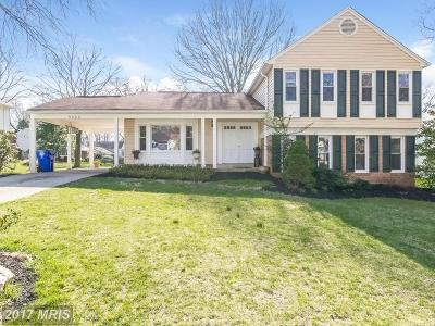 Single Family Home For Sale: 9250 Seawind Court