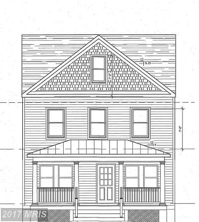 Laurel Single Family Home For Sale: 10710 Scaggsville Road