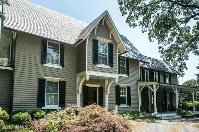 Elkridge Single Family Home For Sale: 6235 Lawyers Hill Road