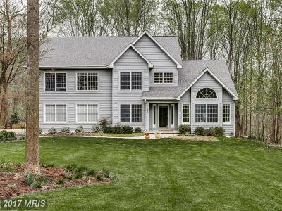 Sykesville Single Family Home For Sale: 640 Gaither Road