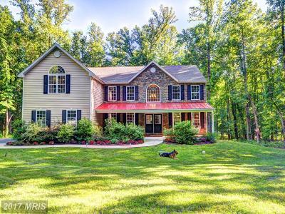 Glenelg Single Family Home For Sale: 13825 Burntwoods Road
