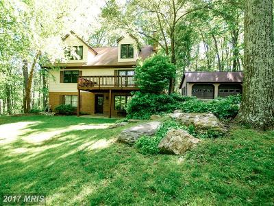 Marriottsville Single Family Home For Sale: 1235 Marriottsville Road