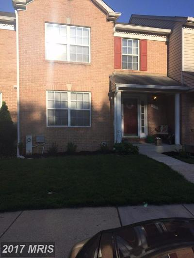 Columbia MD Townhouse For Sale: $339,900