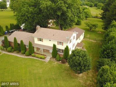 Mount Airy Single Family Home For Sale: 17226 Hardy Road