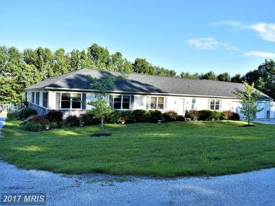 Mount Airy Single Family Home For Sale: 715 Watersville Road W
