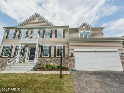 Elkridge Single Family Home For Sale: Golden Crest Court