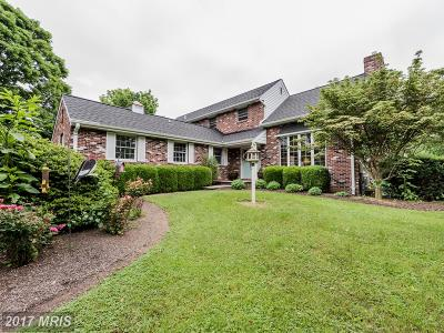 West Friendship Single Family Home For Sale: 14142 Rover Mill Road
