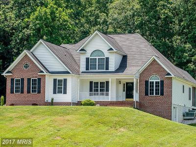 West Friendship Single Family Home For Sale: 2750 Sykesville Road