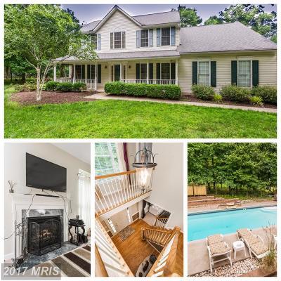 Woodbine Single Family Home For Sale: 15893 A E Mullinix Road