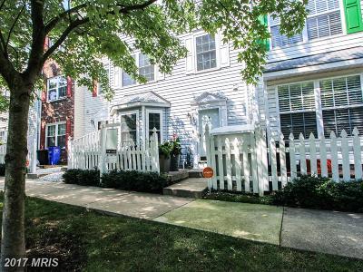 Columbia Townhouse For Sale: 8924 Mallard Court
