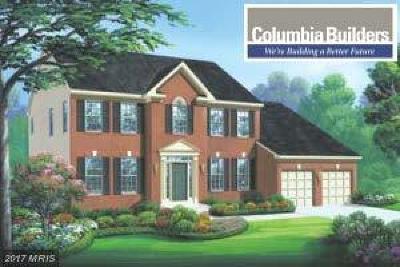 Marriottsville Single Family Home For Sale: 1785 Marriottsville Road