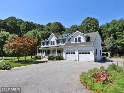 Ellicott City Single Family Home For Sale: 11946 Frederick Road