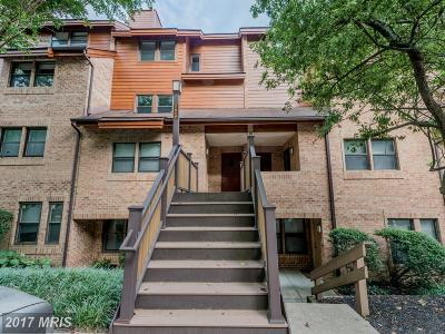 Columbia Townhouse For Sale: 7517 Weather Worn Way #D