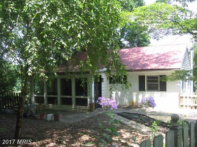 Shepherdstown Single Family Home For Sale: 133 Pack Horse Road
