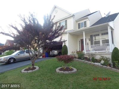 Charles Town Single Family Home For Sale: 167 Bouldin Road