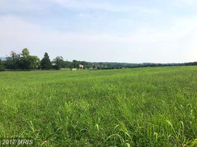 Shepherdstown Residential Lots & Land For Sale: McMurran Farm Lane