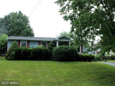 Charles Town Single Family Home For Sale: 109 John's Court
