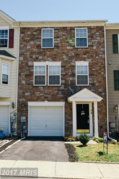 Charles Town Townhouse For Sale: 98 Eldon Drive