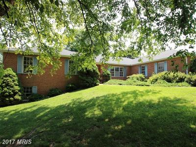 Charles Town Single Family Home For Sale: 202 Fairway Drive