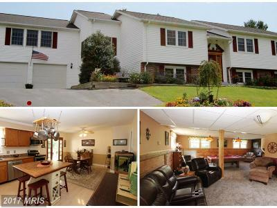Charles Town Single Family Home For Sale: 561 Rider Court