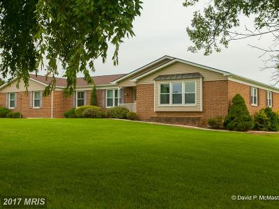 Charles Town Single Family Home For Sale: 393 Lone Oak Road