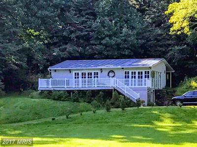 Shepherdstown Single Family Home For Sale: 78 Potomac View Lane