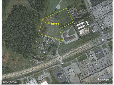 Charles Town Residential Lots & Land For Sale: Rt. 340 Jefferson Terrace