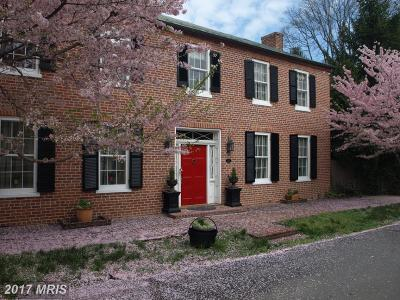 Shepherdstown Single Family Home For Sale: 211 High Street E